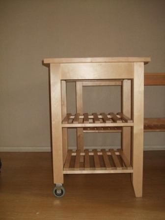 4 предмета мебели ИКЕА из массива березы (Петербург)-3