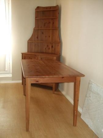 5 предметов мебели Икеа из массива сосны (Петербург)-2