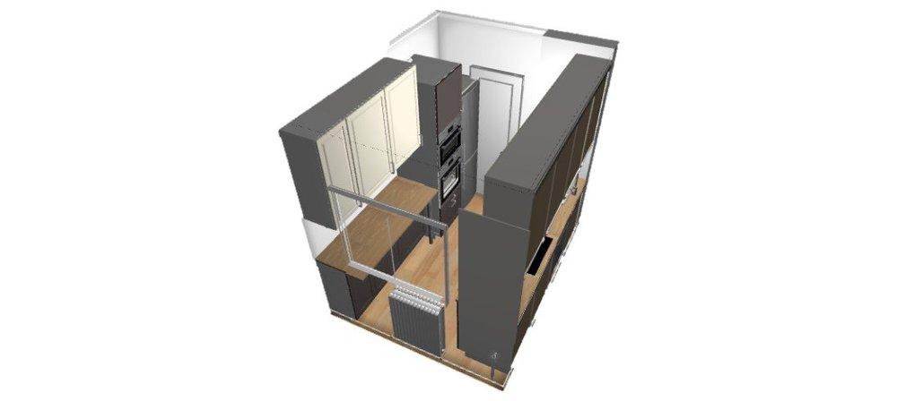 Помогите с планировкой кухни-2