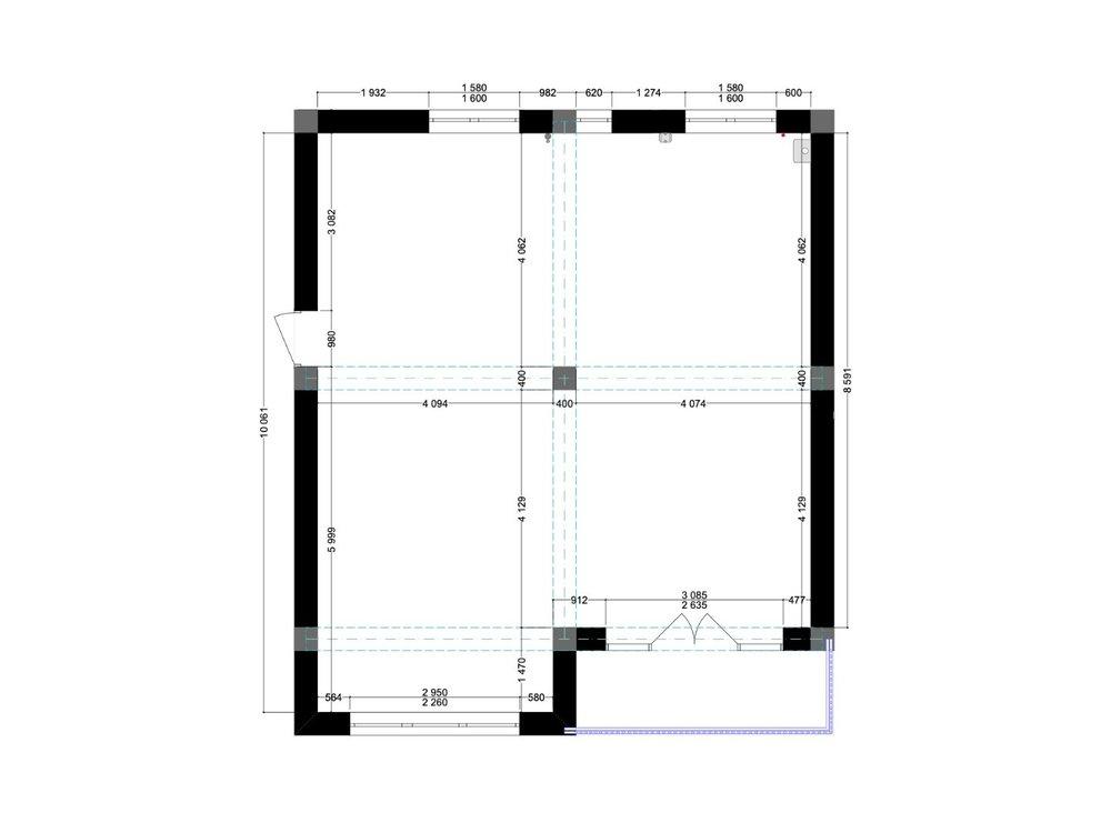 Планировка новой квартиры - а можно ли лучше?