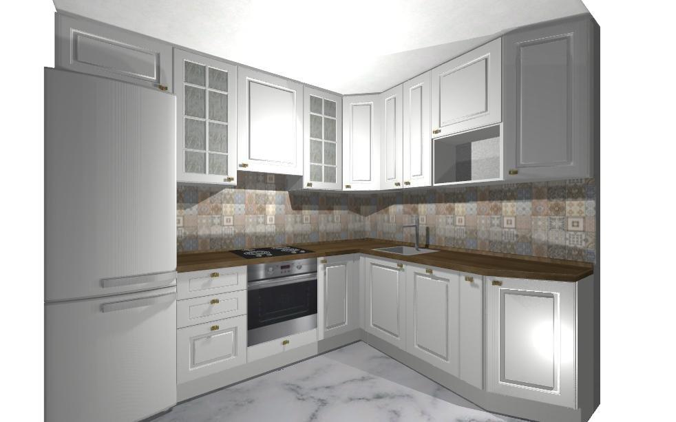 Помогите определиться при планировании кухни