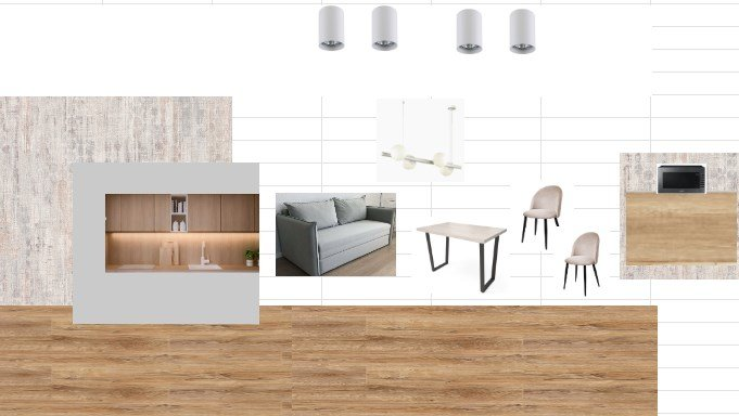 Помогите определится c вариантами мебели на кухне-2