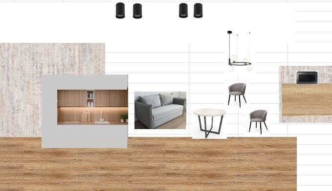 Помогите определится c вариантами мебели на кухне-3