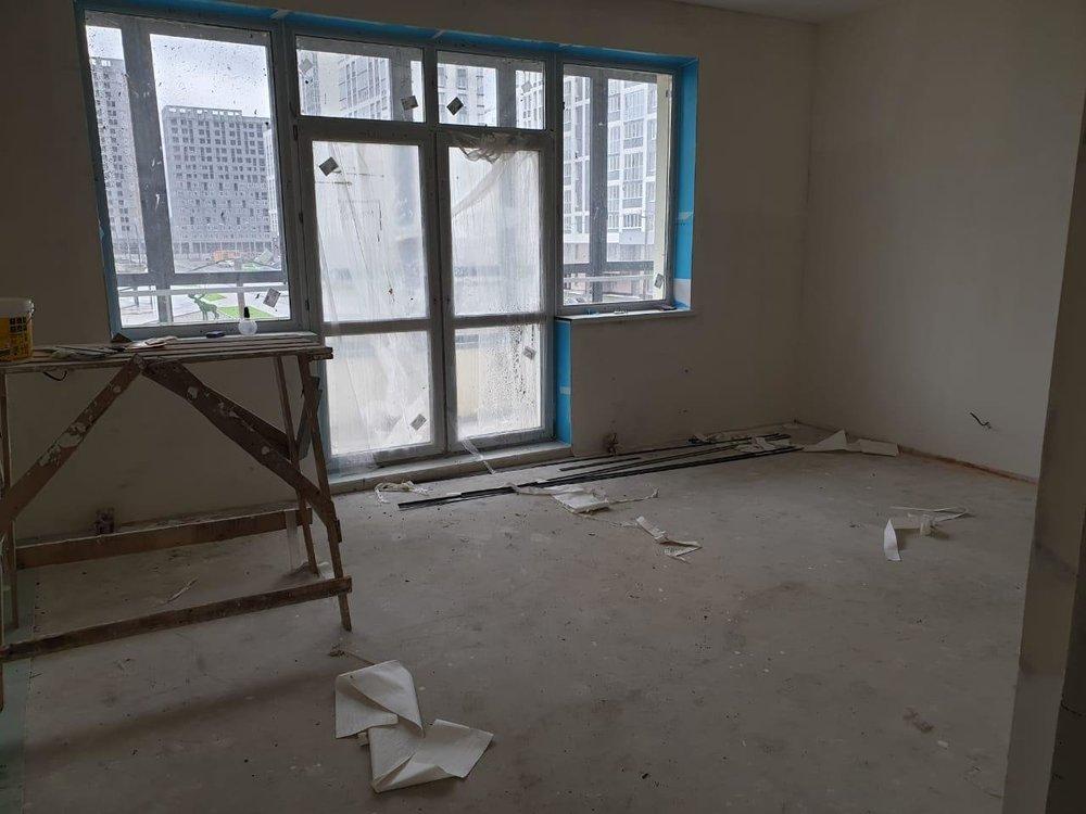 Перепланировка 120 кв.м. для большой семьи (выделяем дополнительную спальню и гардеробные)-3
