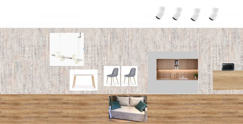 Помогите определится c вариантами мебели на кухне