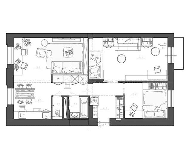 Квартира мечты. Как сделать удобно и красиво?