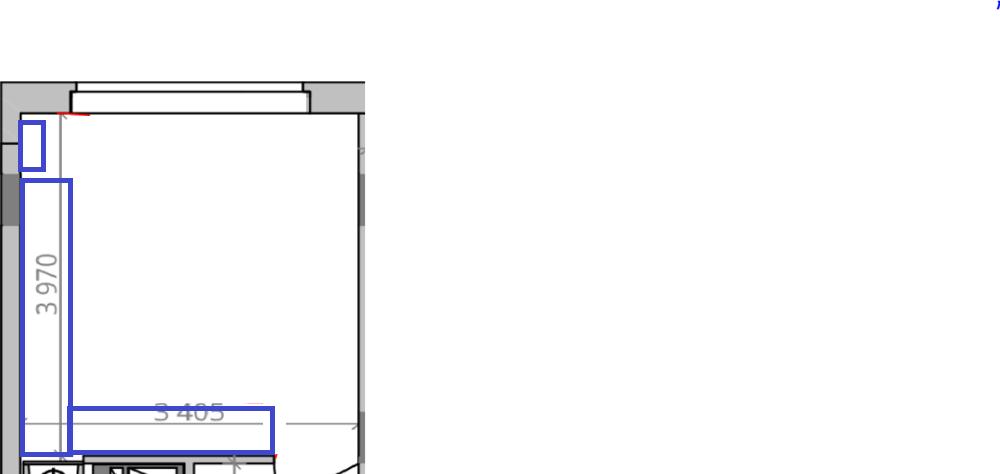 Кухня с большим окном и низким подоконником