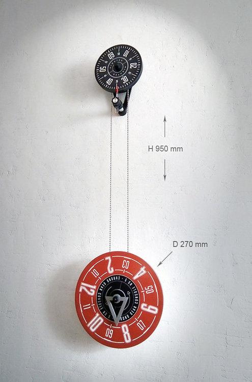 Часы: Наполняя временем пространство