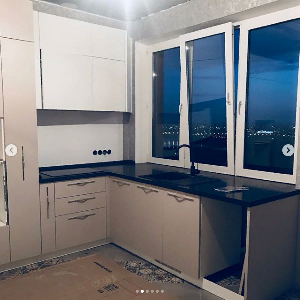 Помогите спроектировать кухонный гарнитур
