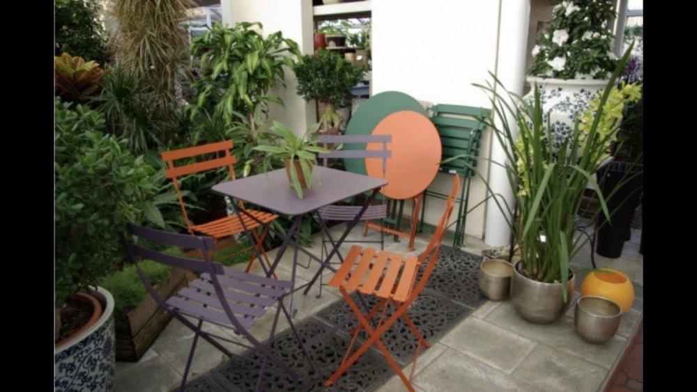 Стулья и столы Fermob Франция