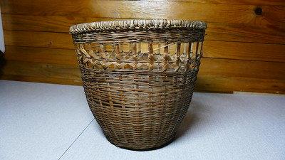 Восстановление деревянной и плетёной  посуды-3