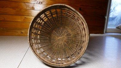 Восстановление деревянной и плетёной  посуды-7