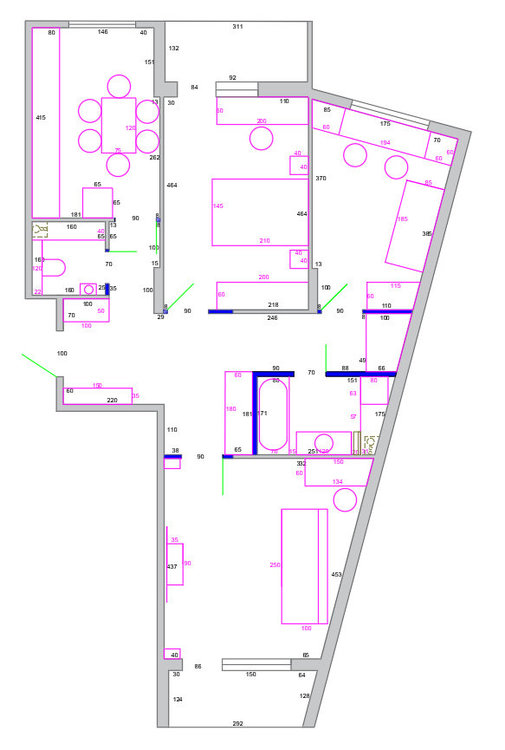 Помогите с дизайном квартиры-2