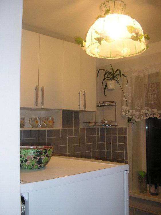Кухня под потолок или нет?-2