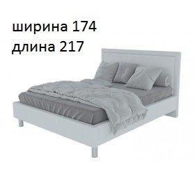 Расстановка мебели спальня с диваном и кроватью-3