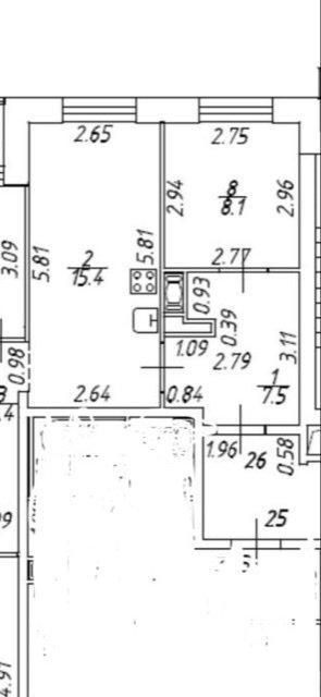 Помогите придумать планировку кухни гостинной-2