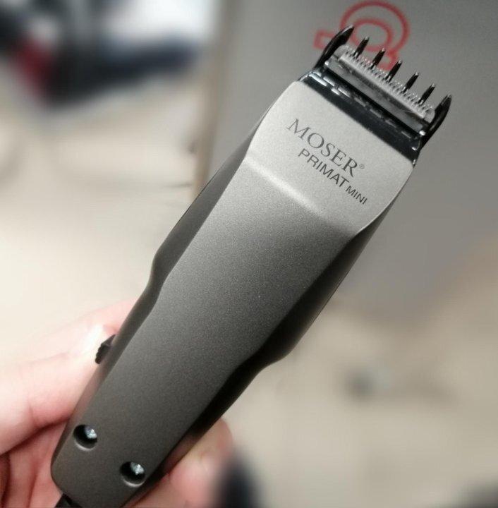 MOSER PRIMAT MINI: обзор современного триммера для стрижки волос