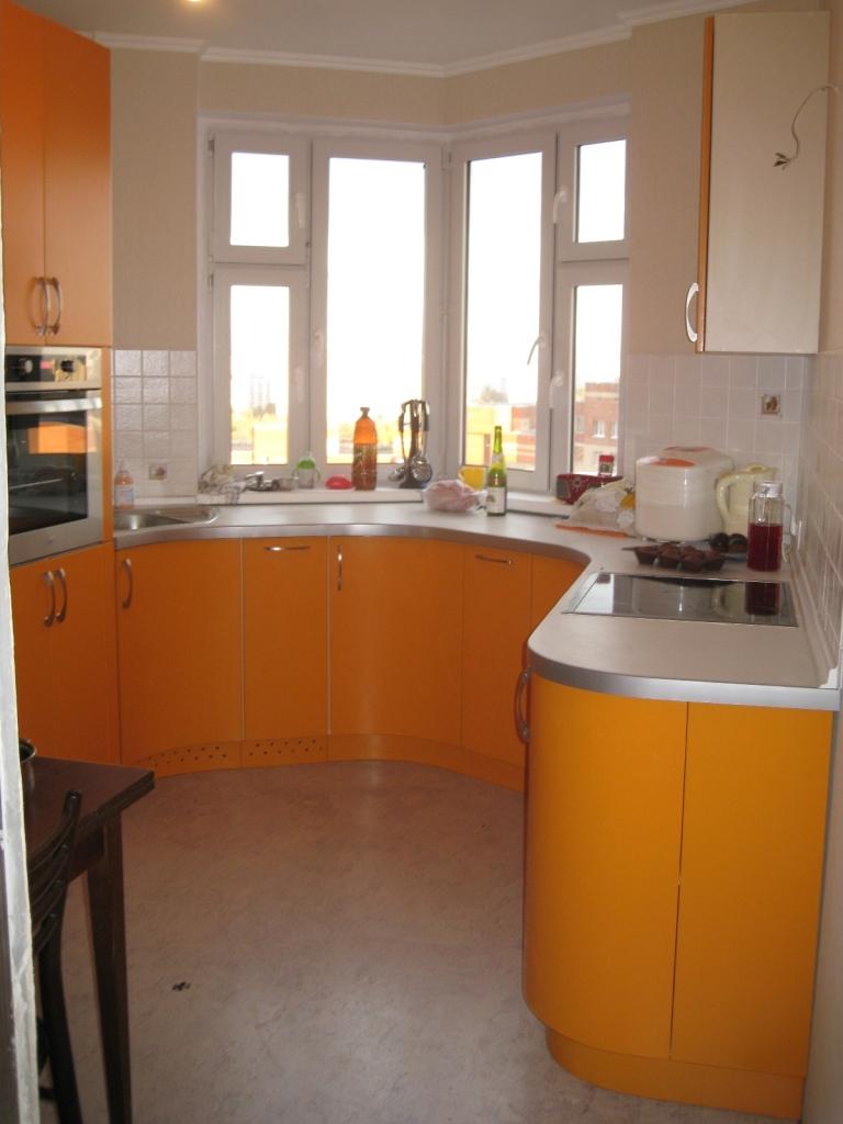 Дизайн кухни в эркере дизайн кухни - фото, описание, советы.