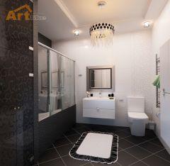 3-х комнатная квартира (77,2 кв.м.)