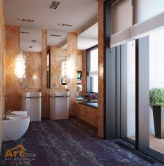 2-х этажный дом (300 кв.м.)